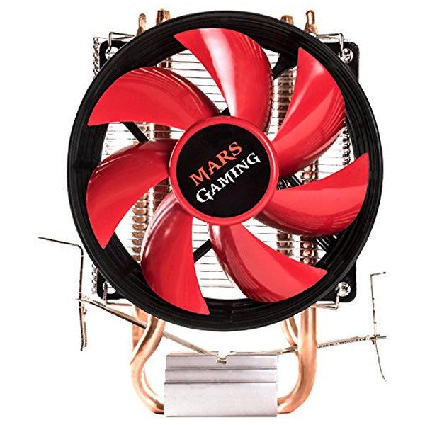 Ventilatore Tacens IMIVEN0200 MCPU117 Gaming 800-2000 RPM 8-20 dBA 120W Rame Alluminio