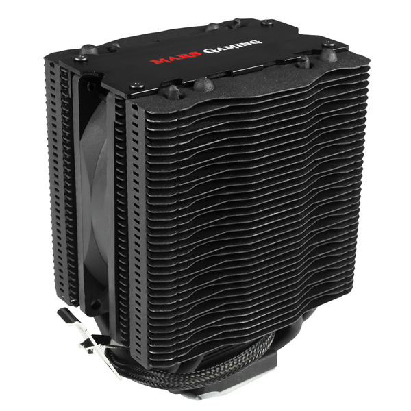 Ventilatore Tacens MCPU2+ Gaming Alluminio
