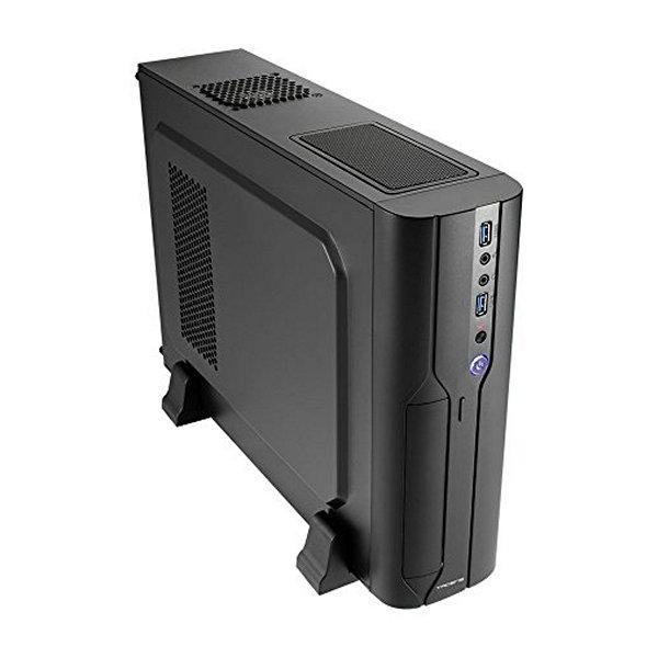 Cassa Slim Micro ATX/ITX Tacens Orum3 Slim USB 3.0 Nero