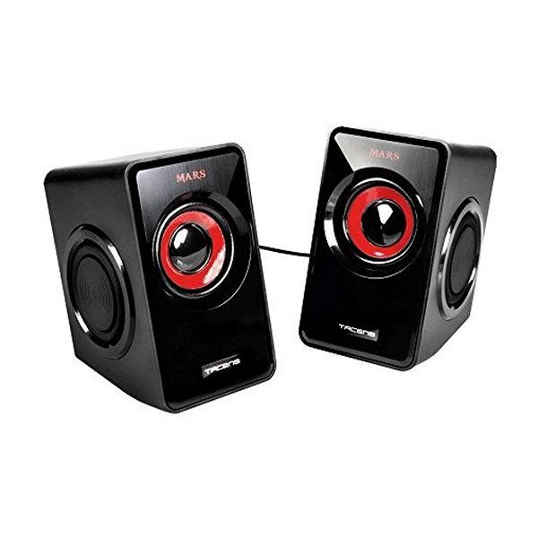 Zvočniki Gaming Tacens MS1 MS1 Črna Rdeča