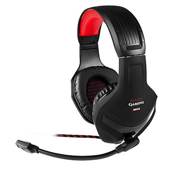 Gaming Slušalka z Mikrofonom Tacens Tacens Mars Gaming (MH2)
