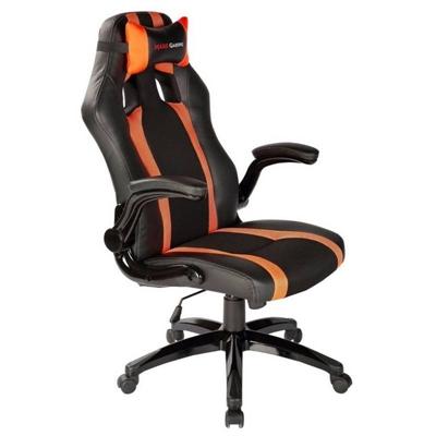 Spelstol Tacens MGC2BO PU Svart Orange