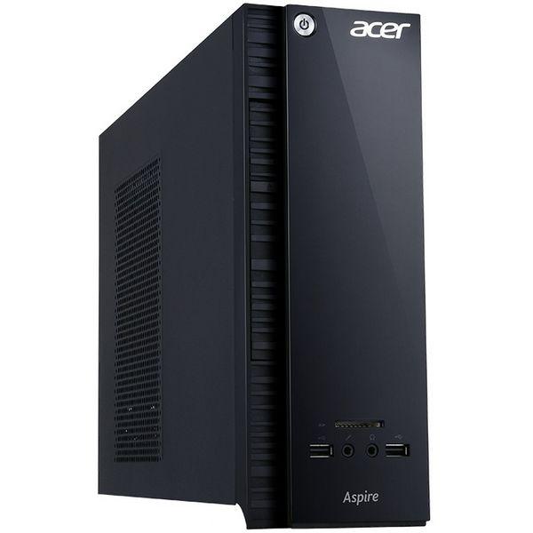PC da Tavolo Acer Aspire XC-705 3.6 GHz i3-4160 Nero