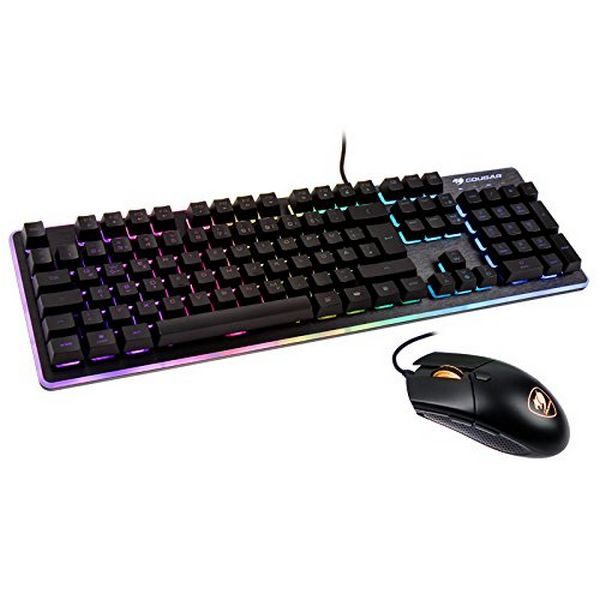 Tastiera e Mouse Gaming Cougar Deathfire EX USB