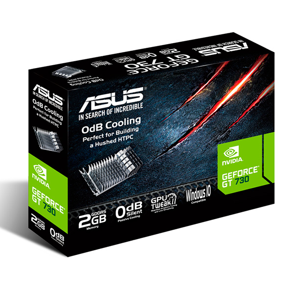 Scheda Grafica Asus 90YV06N2-M0NA00 2 GB GDDR5 902 MHz