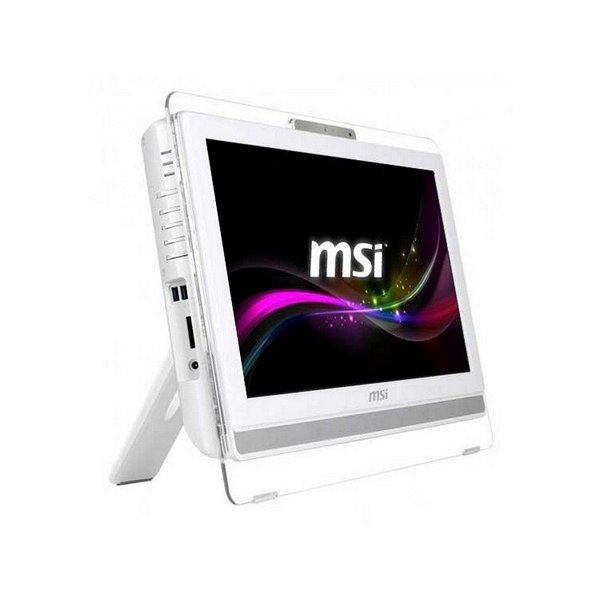 "Notebook MSI Pro 22ET 7M-045EU i3-7100 4 GB 1 TB 21.5"" Blanco"