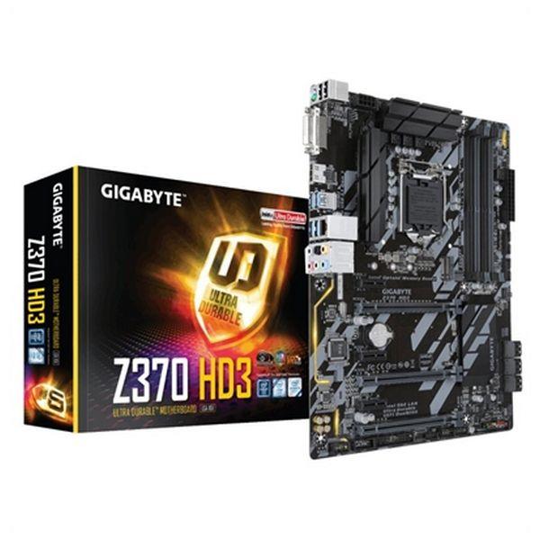 Placa Base Gaming Gigabyte Z370 HD3 GA-Z370 HD3 64 GB