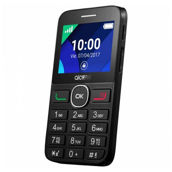 Cellulare per anziani Alcatel 20-08G 2,4
