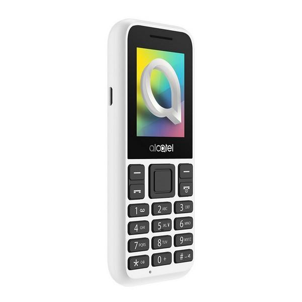 "Mobilni Telefon ALCATEL 1066D-2BALES1 1,8"" QQVGA Bluetooth Bela"