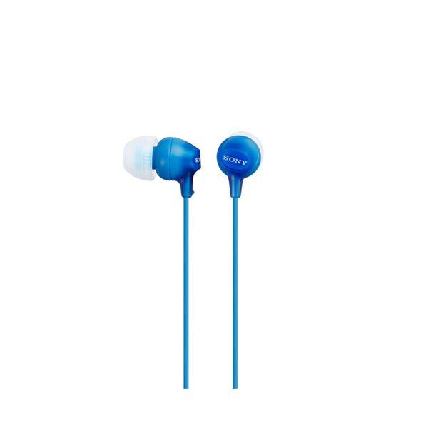 Auricolari Sony MDR EX15LP in-ear Azzurro