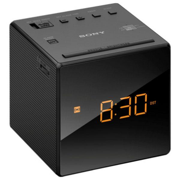 Radio Sveglia Sony ICFC1B Nero