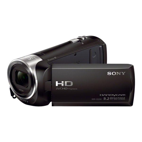 Videocamera Sony HDR-CX240E Handycam Full HD Nero