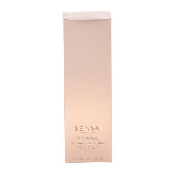 Autoabbronzante Sensai Silky Bronze Kanebo (150 ml)