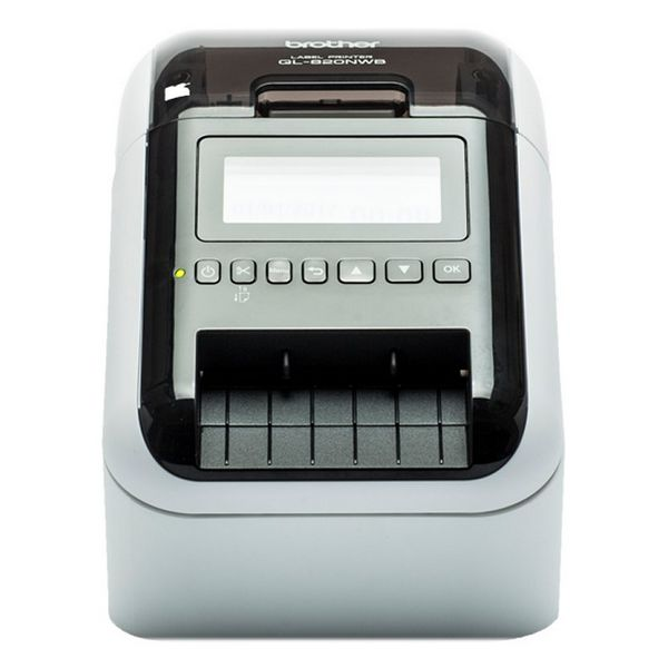 Stampante Termica Brother QL820NWBZX1 AirPrint 6 MB Macintosh/Windows
