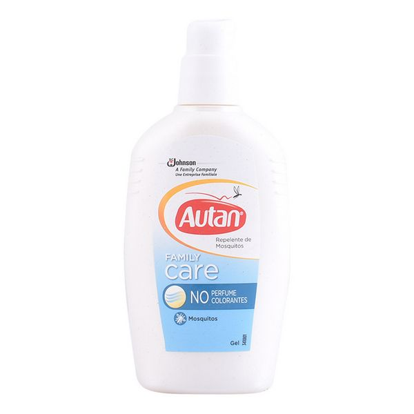 Repellente per Zanzare Comuni e Tigre Autan (100 ml)
