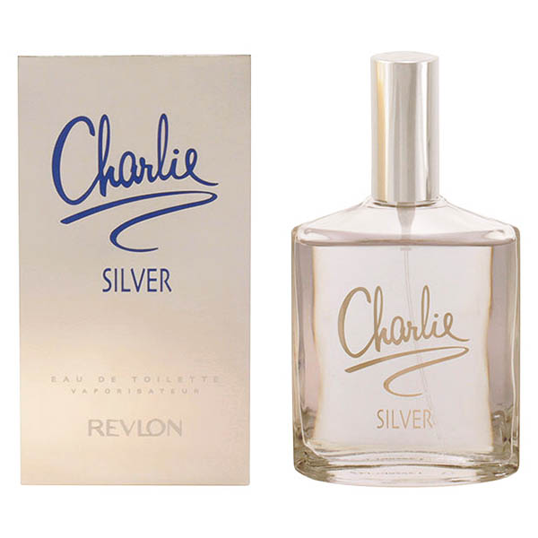 Perfume Mujer Charlie Silver Revlon EDT