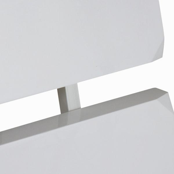 Cabecero blanco lacado - Colección Pure White by Craftenwood (2)