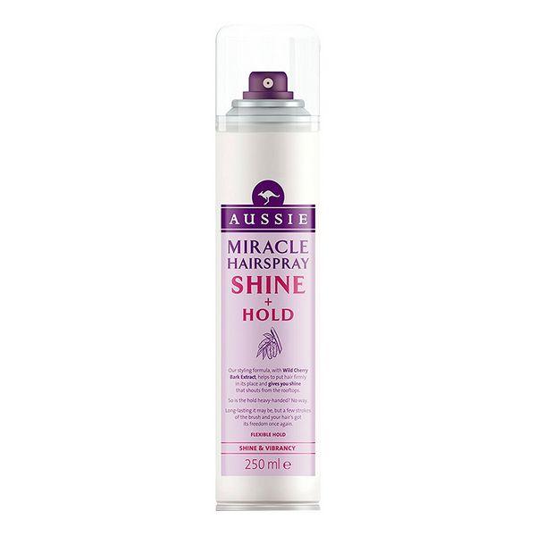 Lak za lase Shine & Gold Aussie (250 ml)