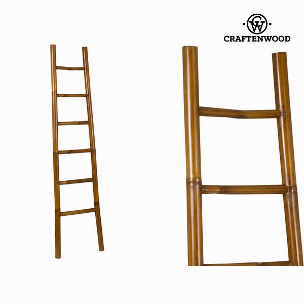 Escalera de bambú - Colección Franklin by Craftenwood