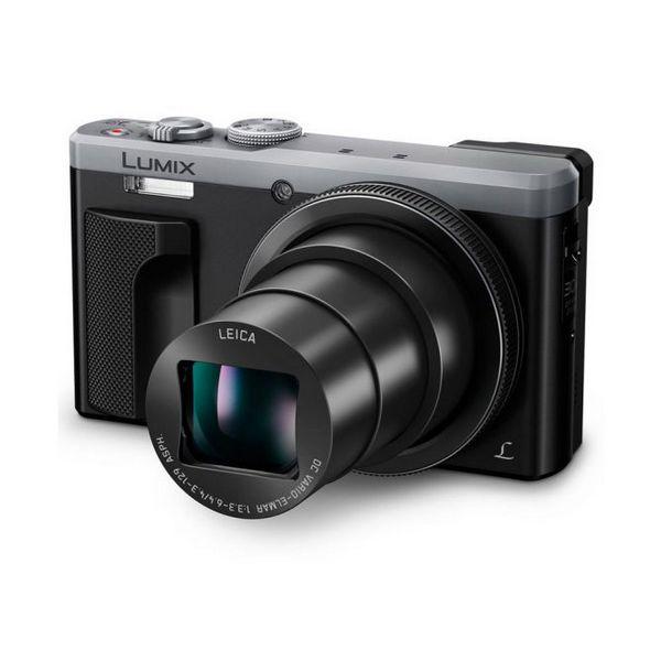 Fotocamera Compatta Panasonic DMC-TZ80EG-S Argento