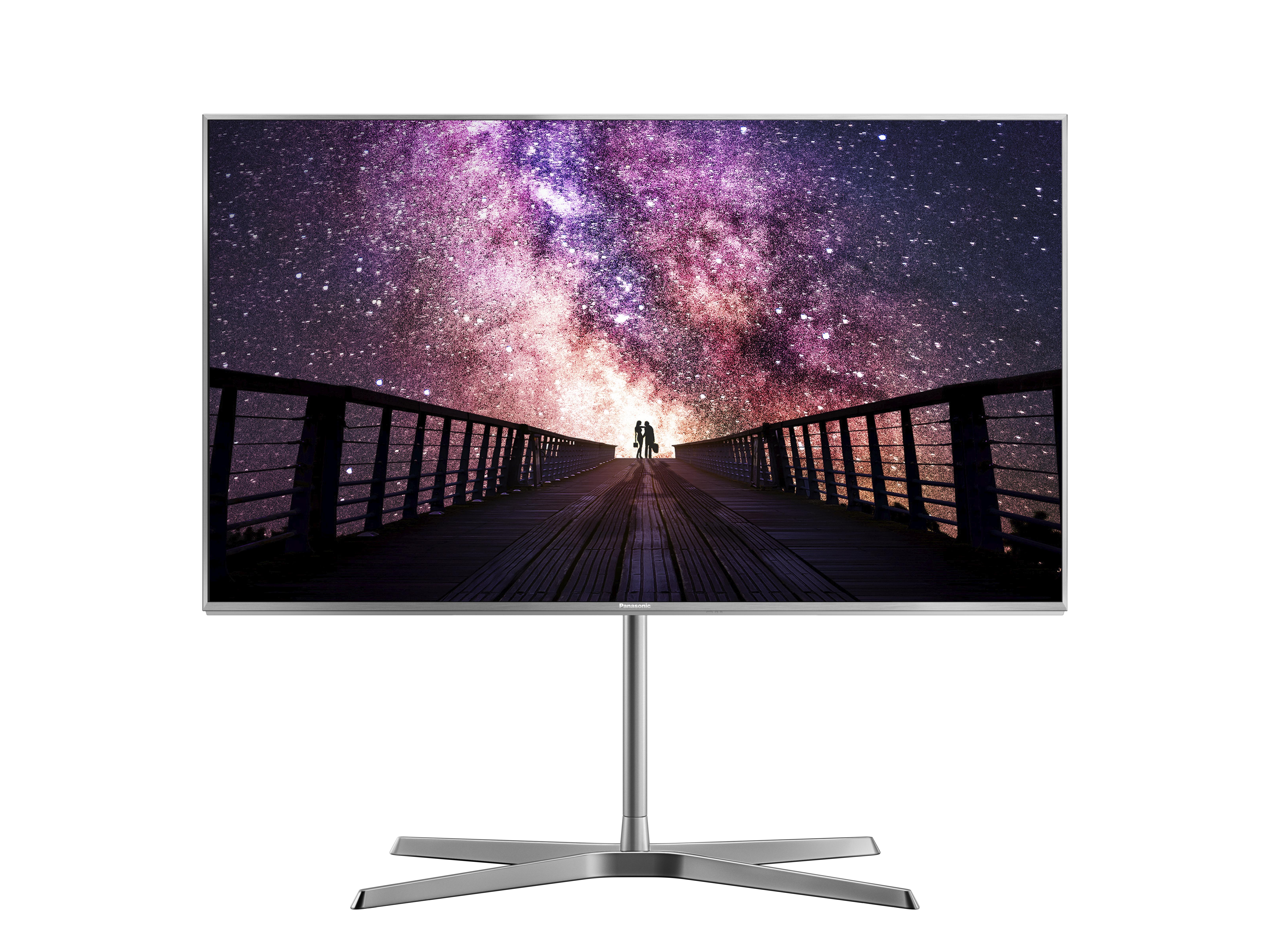 """Smart TV Panasonic TX50EX780E 50"""" Ultra HD 4K LED USB x 3 HDMI x 4 HDR PRO WIFI Acero inoxidable"""