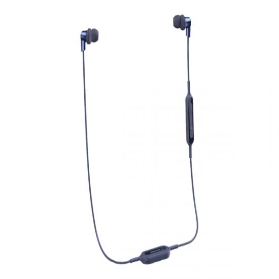 Auricolare Bluetooth Sportivo con Microfono Panasonic RP-NJ300BE-K Nero