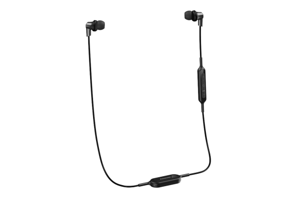 Auriculares Bluetooth Panasonic RP-NJ300BE-W Negro
