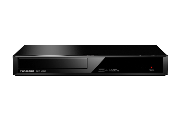 Riproduttore Blu-Ray Panasonic DMPUB310EGK 4K HDR Ultra HD WIFI
