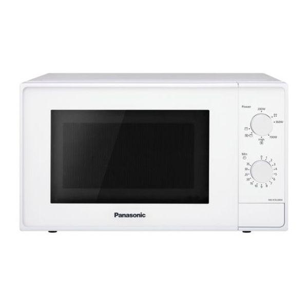 Microonde con Grill Panasonic NN-K10JWMEPG 20 L Bianco