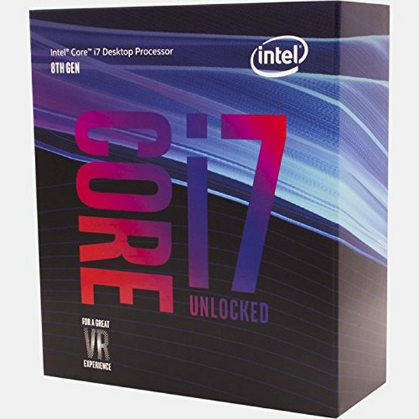 Processore Intel Intel® Core™ i7-8700K Processo BX80684I78700K Intel Core i7 8700K 3,70 Ghz 12 MB LGA