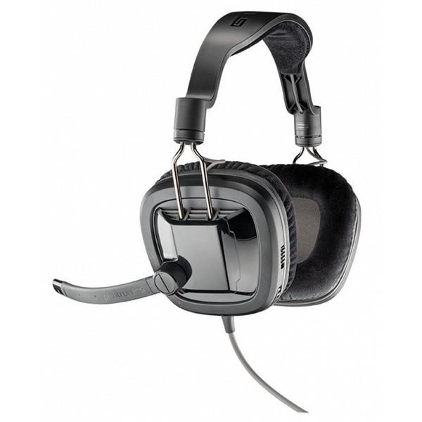Auriculares con Micrófono Gaming Plantronics 222557 40 mm 20Hz Negro
