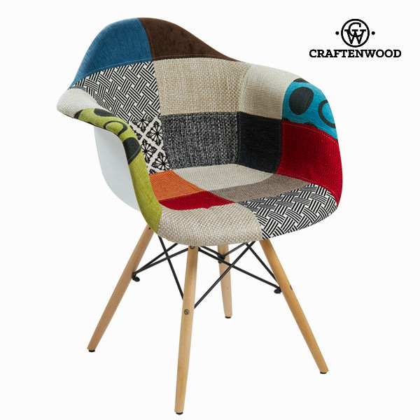 Silla pp patchwork by Craftenwood