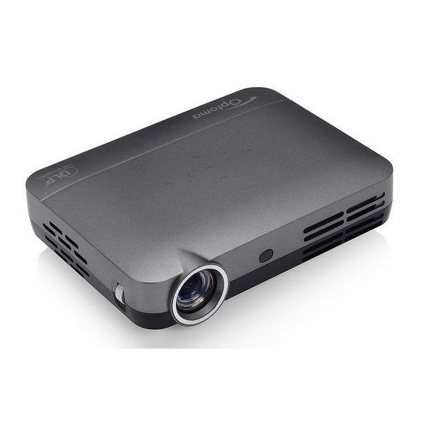 Proiettore Optoma E1P2V003E021 LED 3D 500 lm Grigio