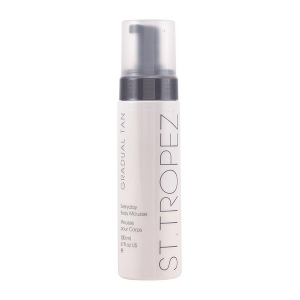 Mousse Autoabbronzante Gradual Tan Everyday St.tropez (200 ml)