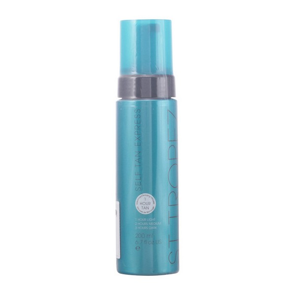 Mousse Autoabbronzante Self Tan Express St.tropez (200 ml)