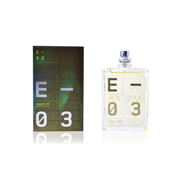 Profumo Unisex Escentric 03 Escentric Molecules EDT (100 ml)