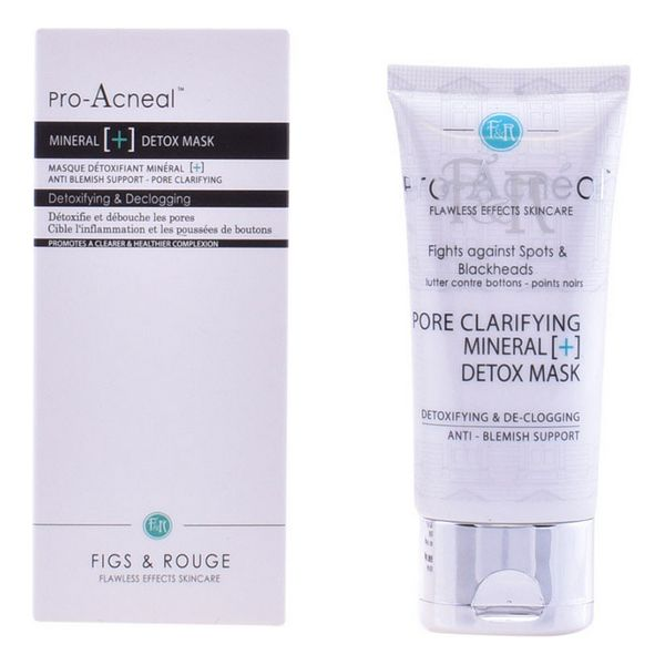 Mascarilla Proacneal Figs & Rouge