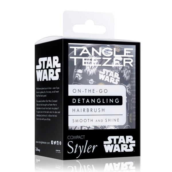Spazzola Districante Compact Styler Star Wars Tangle Teezer