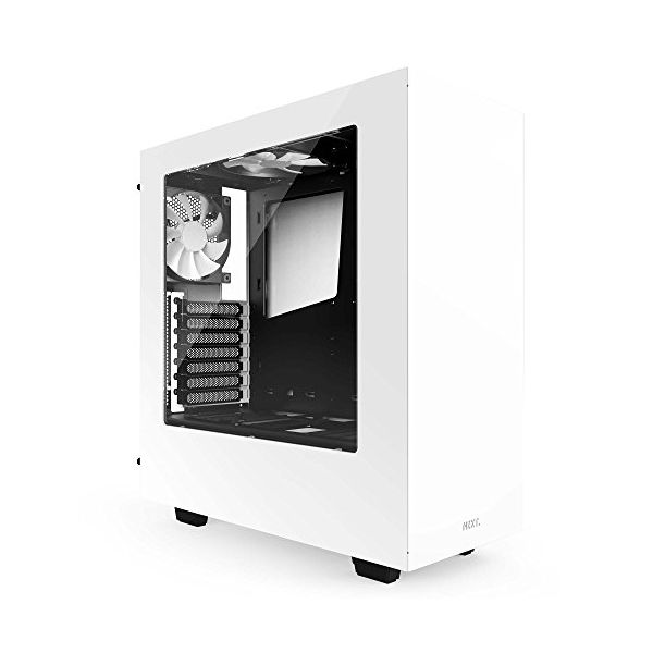 NZXT Semitower S340 Boîte blanche Computers Neuf