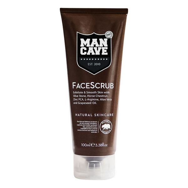 Exfoliante Facial Face Care Scrub Mancave