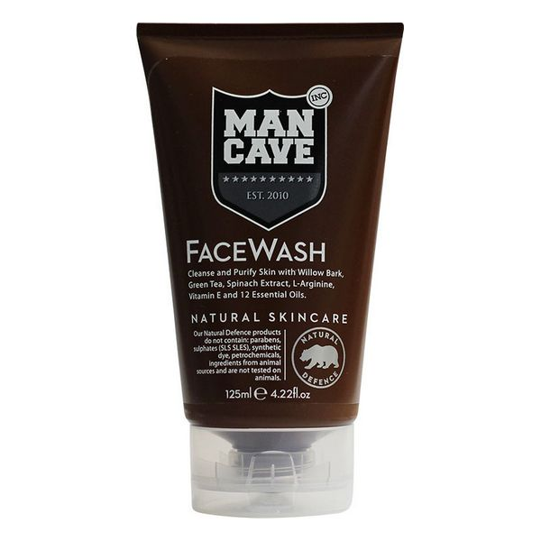 Limpiador Facial Face Care Wash Mancave