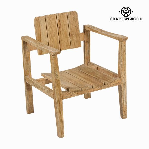 Sedia con braccia 62x58x80 cm - Pure Life Collezione by Craftenwood