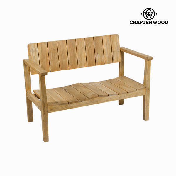 Panca 110x60x80 cm - Pure Life Collezione by Craftenwood