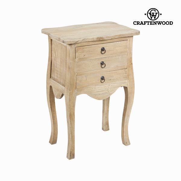 Mesa con tres cajones - Colección Pure Life by Craftenwood