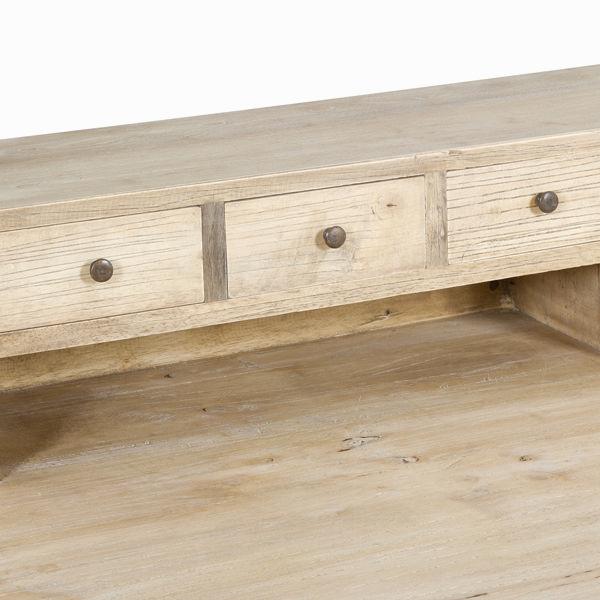 Mesa escritorio - Colección Pure Life by Craftenwood (3)