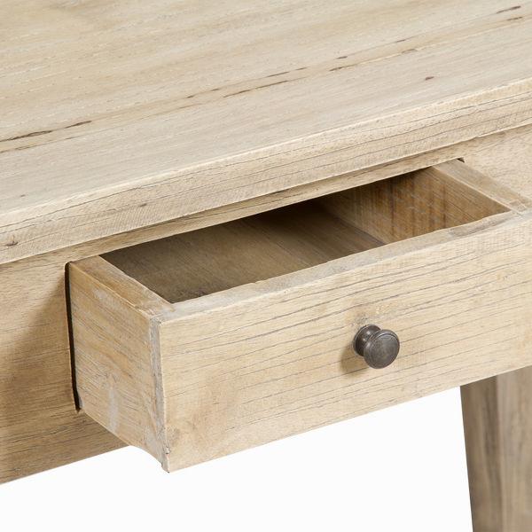 Mesa escritorio - Colección Pure Life by Craftenwood (2)