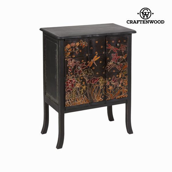 Cómoda 3 cajones batik - Colección Paradise by Craftenwood