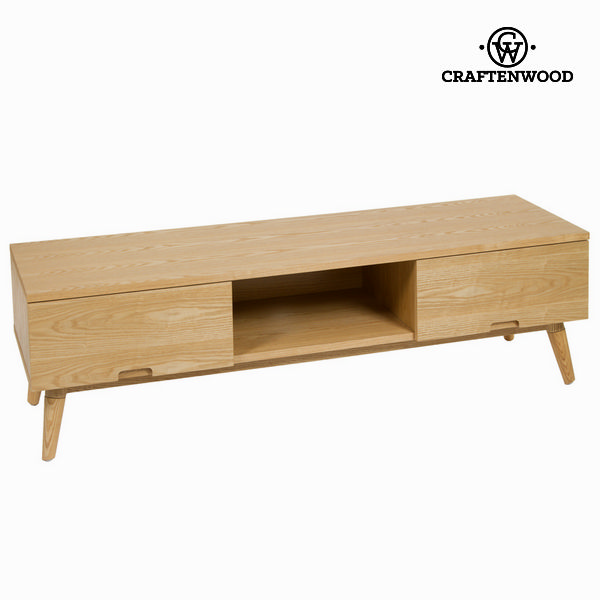 Mesa tv wood fresno - Colección Modern by Craftenwood