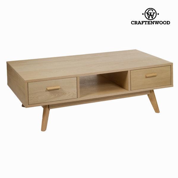 Tavolino rovere 2 cassetti - Modern Collezione by Craftenwood