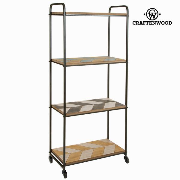 Estantería con 4 estantes by Craftenwood